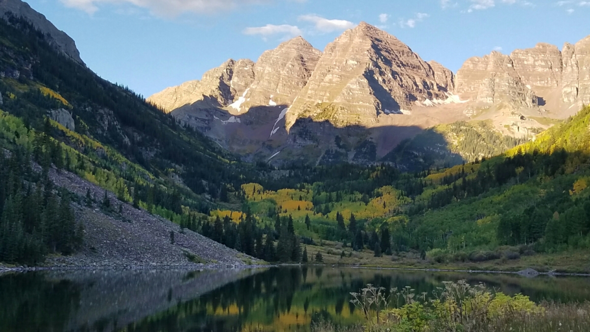 Colorado 14ers – Monday, Maroon Bells and Marble