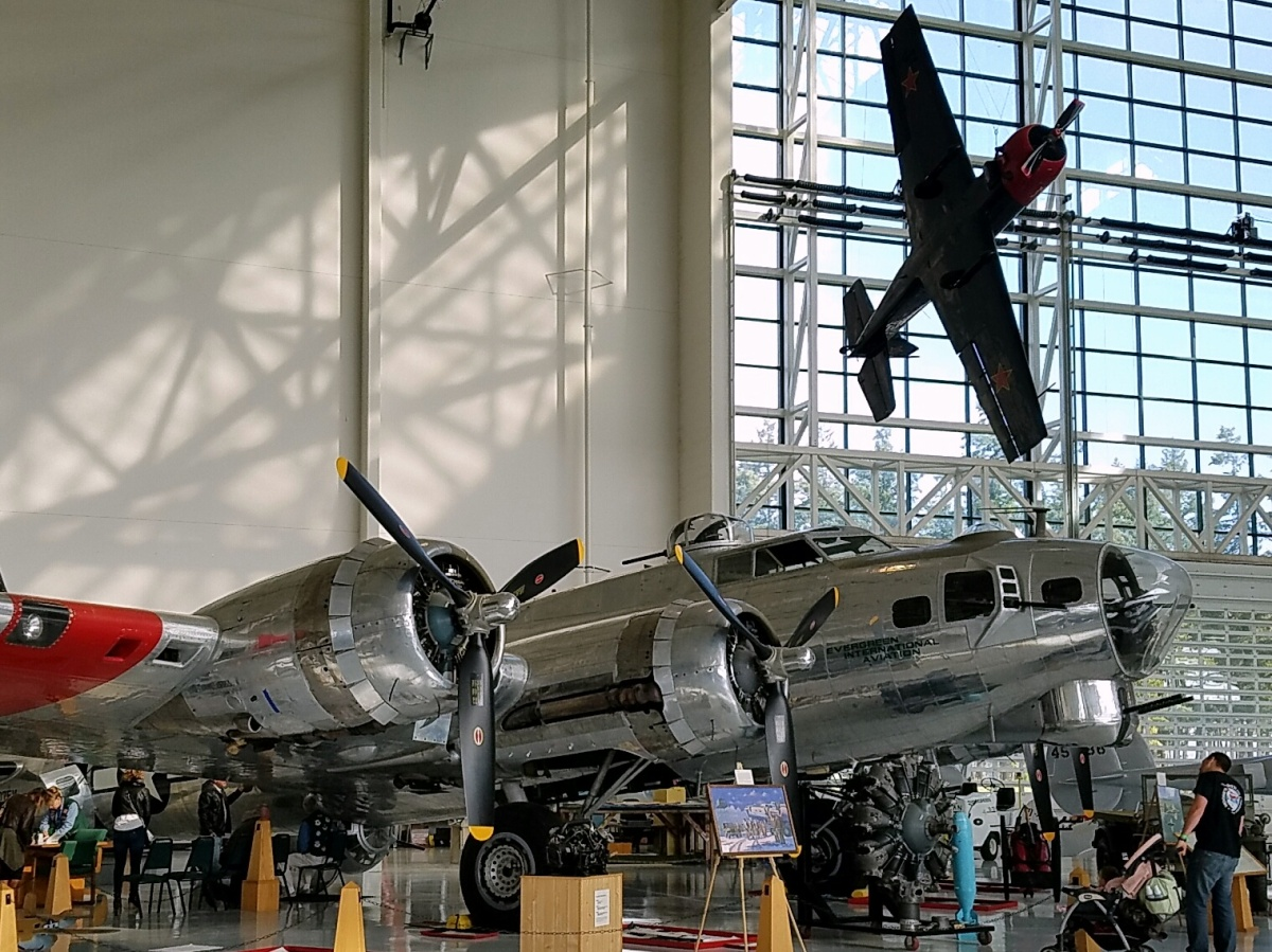 Oregon's Air and Space Museum